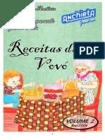 Receitas Da Vóvó 2004 - Anchieta