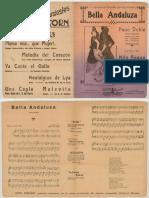 Bella Andaluza Paso Doble