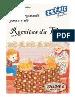 Receitas Da Vóvó 2008 - Anchieta
