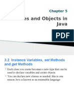 Ppt-Class and Objects in Java OOP