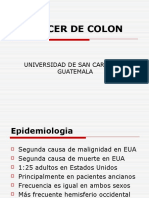 Carcinoma de Colon