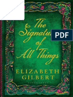 The Signature of All Things Excerpt