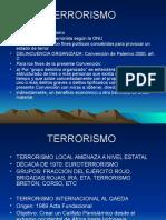 Terrorism o