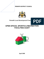 Final Open Spaces Audit April 2008