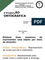 Aula 05 Projeção Ortográfica
