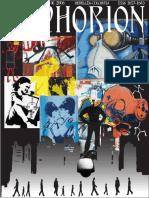 Revista Euphorion No. 3 Jul-Dic. 2008