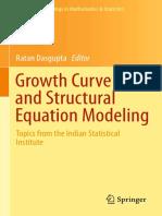 Yapay Sinir Ağları Growth Curve and Structural Equation Modeling
