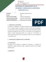 Plan de Auditoria de Cumplimiento Final Seda Ayacucho