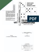 Preludio à Análise Combinatória - Raymundo N. O. Tavares