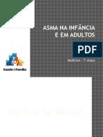 Aula Resumo - Asma - Medicina da Família.pptx