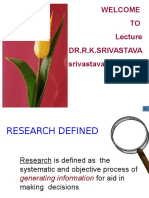 Research methodology Hand Out Ppt