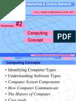 P#2 Computing Concept