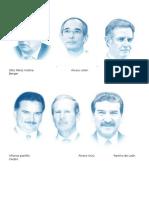 10 Presidentes de Gutemala