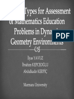 Question types for Assessment of Mathematics Education - 114-1-453-1-10-20141120