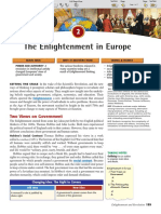 The Enlightenment in Europe II