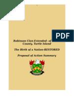 Nation Establishment Proposal