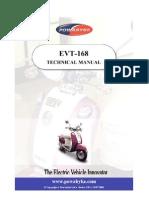 Manual tecnico de reparacion de un scooter electrico como los BERECO que ya están disponibles en el Mercado. visita www.bereco.es