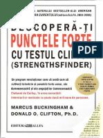 Descoper i Punctele Forte Cu Testul CLI