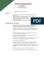 Jobswire.com Resume of starrrchild