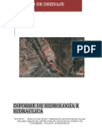 1. Memoria Hidrología