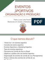 2015 Aula Eventos Esportivos - Pedro