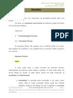 Aula Revisão PCPA Medicina Legal