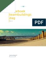 draaiboek teambuildingsdag  1