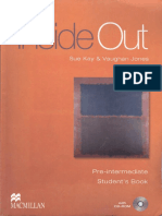 New Inside Out Pre Intermediate Student's Book
