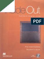 New Inside Out Pre Intermediate Workbook Pdf