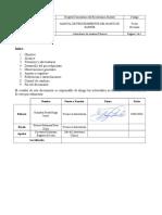 Manual de Procedimientos Del Banco de Sangre HCA