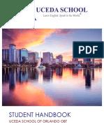 Student Handbook Orlando OBT