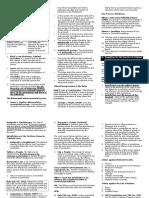 Riano - Preliminary Considerations