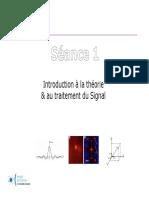 traitement du signal - Aix-Marseille Université