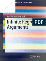 Wieland, Jan Willem _ Infinite Regress Arguments