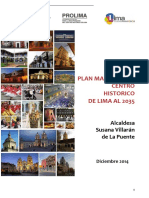 Plan Maestro Ch Al 2035