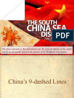 SouthChinaSea Dispute May2015