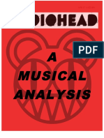 Radiohead a Musical Analysis