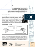 Ref Agraria en Brasil