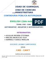 Ingles Proyecto Can