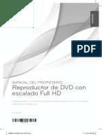 Manual Dvd Lg