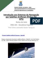 Aula 4 - Introdução aos Sistemas de navegação por satélites artificiais.pdf