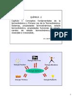 Conceptos Termodinamicos - Sistemas