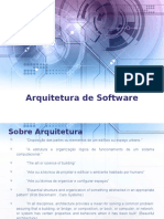 Introducao Arquiteura de Software