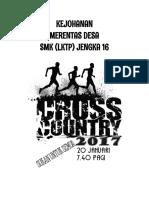 Cross Country 2017