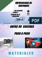 GAFAS PARA 3D.pptx