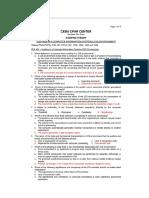 ATQuizzerCPAR-AuditingInaCISEnvironment
