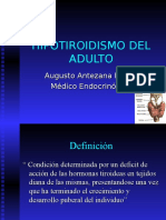 Final Hipotiroidismo