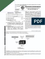 Nano Estructuras Patente