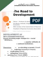 KMHtun the Road to Development