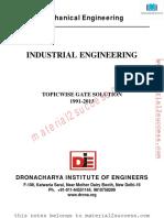 Fluid Mechanics GATE 1991-2013 Topic Wise SolutionCkha